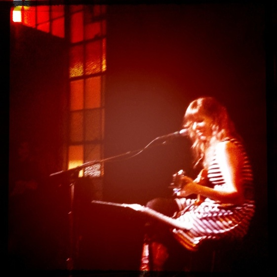 Katie Davis at the Crocodile